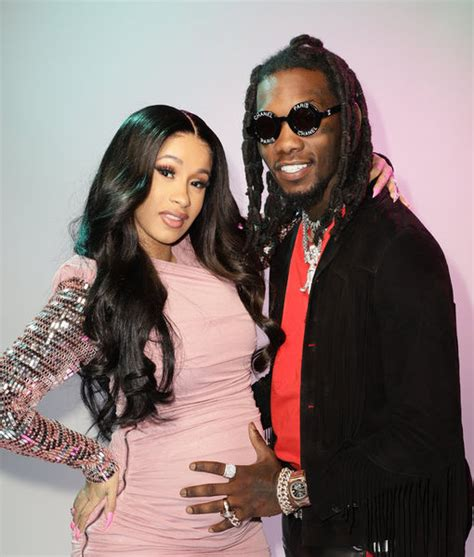 Cardi B & Offset Welcome Baby Girl — Find Out Her Name ...
