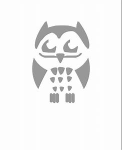 Printable, Stencils, With, Simple, Design
