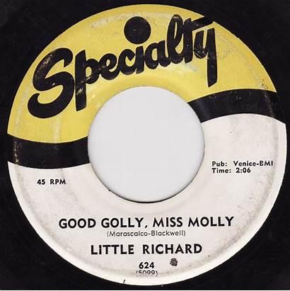 Molly Richard Golly Miss Specialty Rock 45
