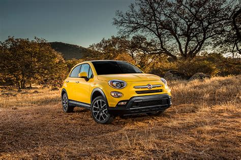 Fiat Defined 2016 fiat 500x trekking plus combines iconic italian style