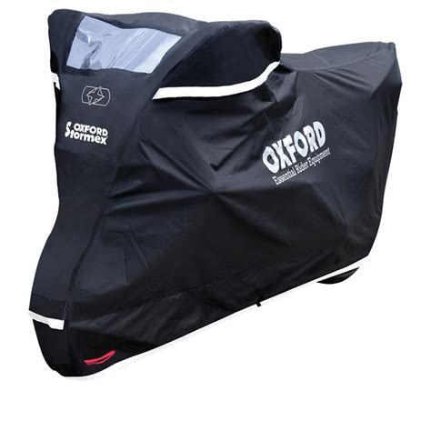 Oxford Stormex Motorcycle Cover (small) Maintenance