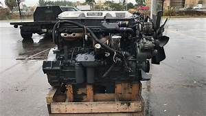Detroit Series 60 12 7 Diesel Engine For Sale At Jj Rebuilders Inc Being Tested