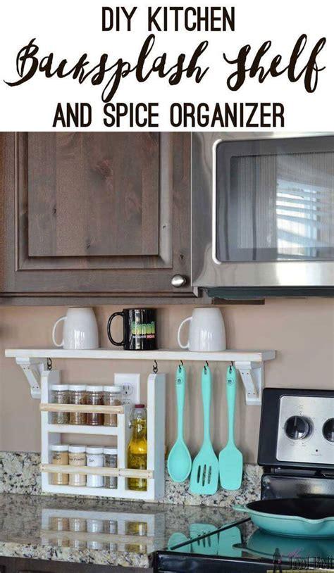 kitchen countertop ideas    organized