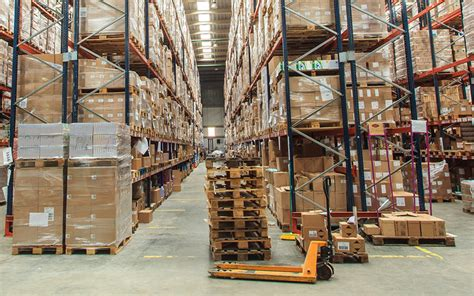 warehouse management supply chain  topic