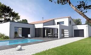 maison sur mesure vendee depreux construction With amenagement exterieur maison moderne 4 la maison cubique en 85 photos