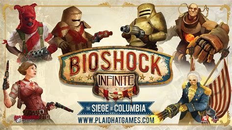 the siege bioshock infinite the siege of columbia boardgame review vgu