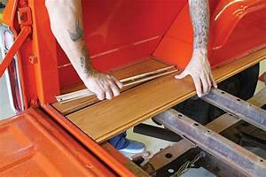 Bed Wood Options For Chevy C10 And Gmc Trucks