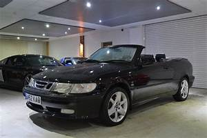 Used Black Saab 9