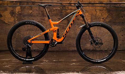 2019 Scott Ransom, Complete Enduro Bike Build Options