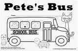 Pete Bus Cat Words Positional Wheels Coloring Kindergarten Activities Preschool Shoes Christina Printable Printables Worksheets Worksheet Position Books Kinder Language sketch template