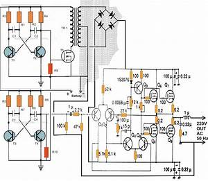 Making A 200 Watt Compact Pwm Inverter Circuit