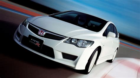 honda civic type  sedan wallpapers hd images