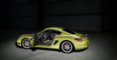 2018 Porsche Cayman R Picture 382756 Car Review Top