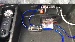 Installation  Second Battery For Car Audio - Custom 2010 Dodge Challenger Srt8
