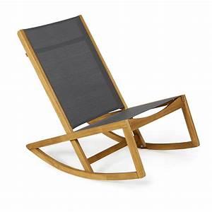 Fauteuil Bascule Alinea : chaise a bascule alinea ~ Teatrodelosmanantiales.com Idées de Décoration