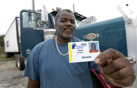 Twic card is short for transportation worker identification credential card and can a felon get a twic card? How to Get a TWIC Card