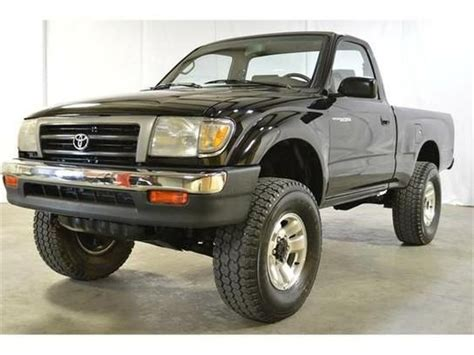 Toyota Tacoma 4x4 Cab For Sale by Cars For Sale 1998 Toyota Tacoma 4x4 Regular Cab