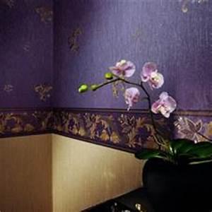 elegant und edel die barock tapete With markise balkon mit versace tapete barock