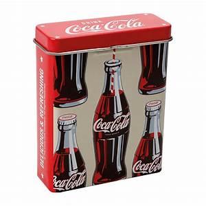 Coca Cola Möbel : coca cola collection coca cola aufbewahrungsbeh lter verschiedene farben brandalley ~ Indierocktalk.com Haus und Dekorationen