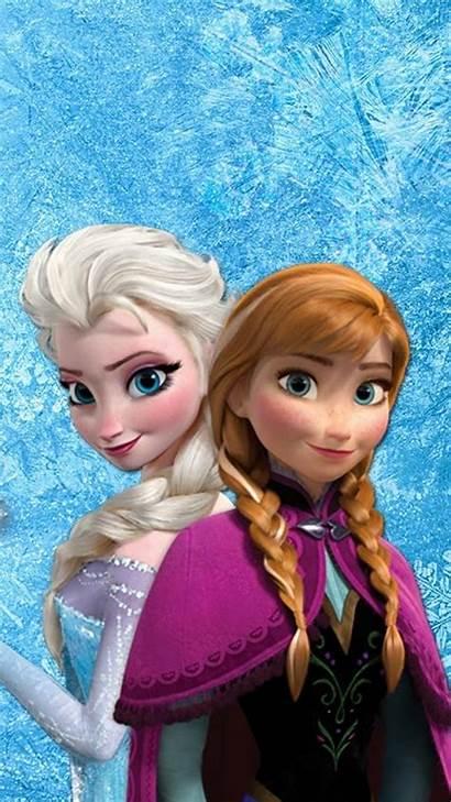 Elsa Anna Frozen Type