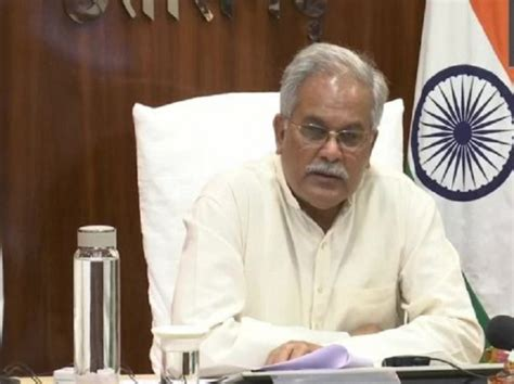 Chhattisgarh left with just two days of vaccine stock, CM ...