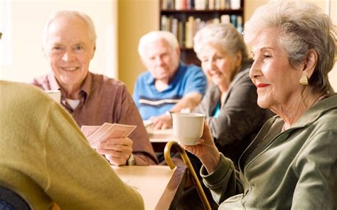 Brains Of Elderly Slow Because They Know So Much Telegraph