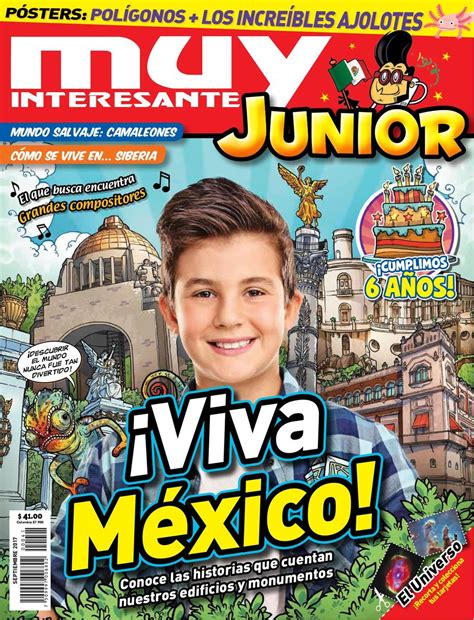 Muy Interesante Junior-Septiembre 2017, 41 Magazine