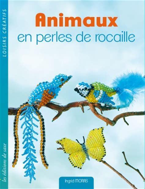 Animaux en perles de rocaille From Les édition de saxe