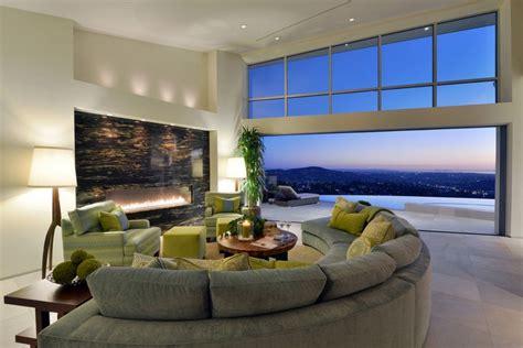 habillage canapé canapé demi lune et canapé rond 55 designs spectaculaires