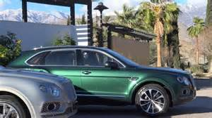 2017 Colors Bentley Bentayga