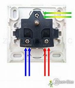 Branchement D Une Prise : prise commande par interrupteur schma de cblage ~ Dailycaller-alerts.com Idées de Décoration