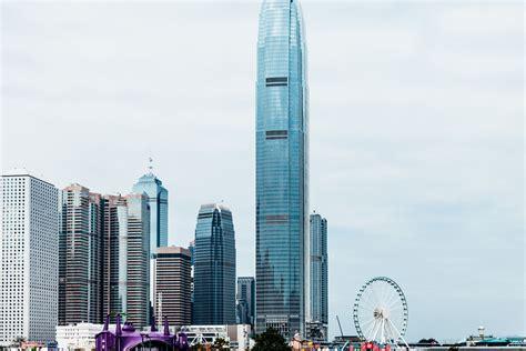 top  hong kong skyscrapers