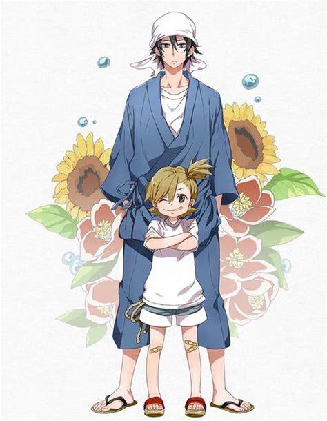 Anime Komedi Slice Of Life Barakamon Genres Comedy Slice Of Life Animes To