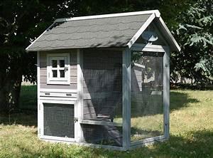 Poulailler Pas Cher 4 Poules : poulailler 2 poules 39 39 poule house 39 39 animaloo ~ Melissatoandfro.com Idées de Décoration