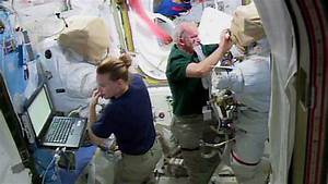 New Docking Adapter in Position for Spacewalk Friday ...