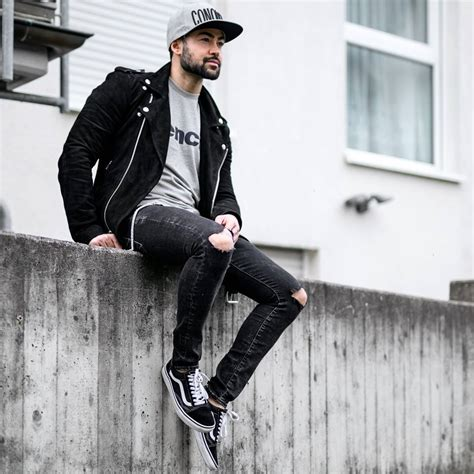 65 Black Skinny Jeans For Men - The Total Must Have
