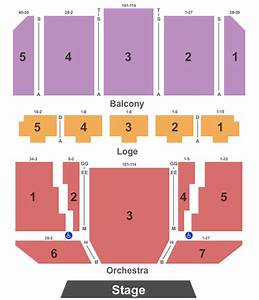 Keith Albee Theater Seating Chart