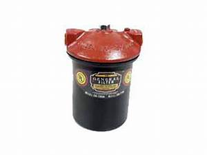 Us Filter 1a-25b 3  8 U0026quot  Standard Fuel Oil Filter