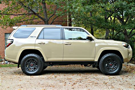 toyota address holiday giving shopping in a toyota trd pro 4runner