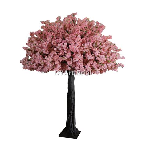350cm pink and white color artificial wedding tree dongyi