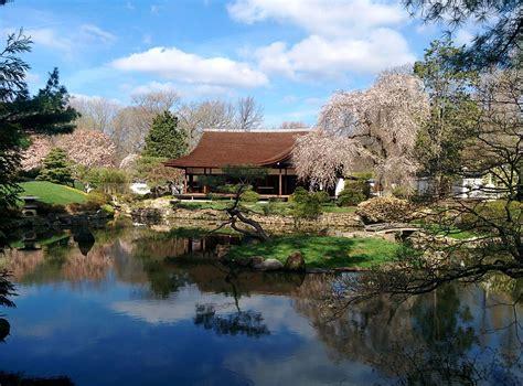 Japanischer Garten Reihenhaus by Shofuso Japanese House And Garden
