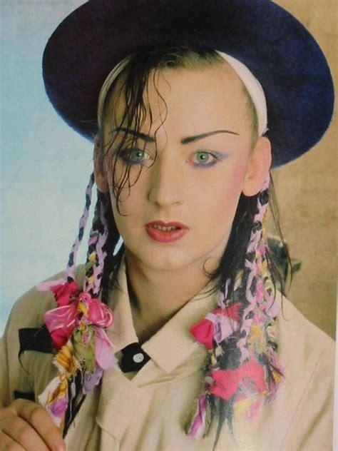 Boy George Images 78 Idee Su Boy George Su Club Culturale Anni