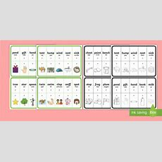 * New * Phase 4 Cvcc And Ccvc Matching Threading Cards  English Hindi