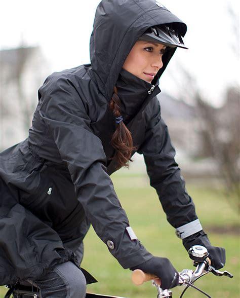 waterproof jacket for bike riding a little rain never hurt waterproof fitness gear to take