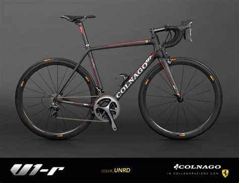 colnago   ferrari edition nu bij sector  bikes  elst