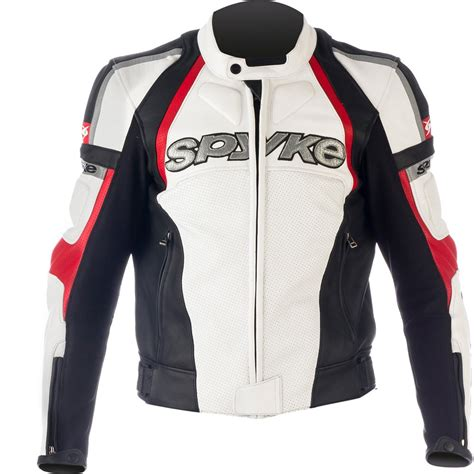 best bike jackets spyke top sport gp leather motorcycle jackets for men