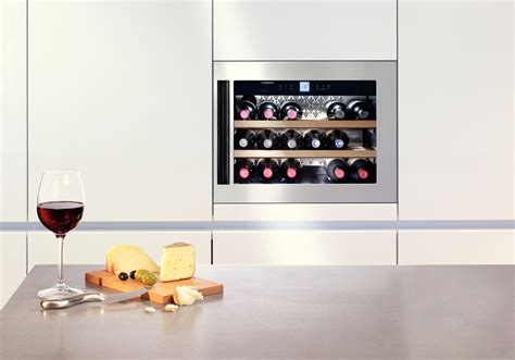 bosch wine storage cabinets wkees 553 grandcru built in wine storage cabinet liebherr