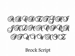 image gallery scroll letters With scroll letter stencils
