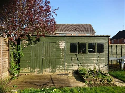 sheds wiltshire taken free wooden garden shed to repair or parts in