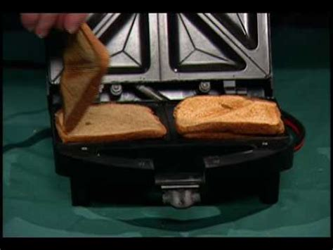 sandwich maker cheese sand french toast youtube
